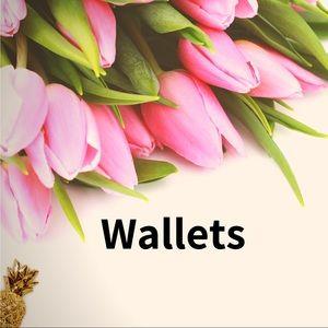 Handbags - Wallets
